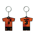 KNVB - Keychain Home Shirt. Heitinga