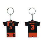 KNVB - Keychain Away Shirt. Heitinga