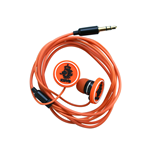 KNVB - Earbuds Orange/Black
