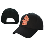 KNVB - Adjustable Cap Logo. Black