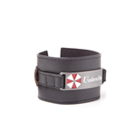 Resident Evil - Wristband With Metal Plate With Umbrella Logo
