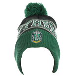 Harry Potter - Beanie with Slytherin logo