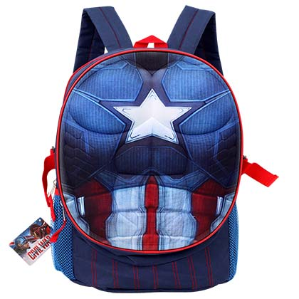 CAPTAIN AMERICA Costume Backpack
