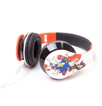 Sega - Folding Headphone White