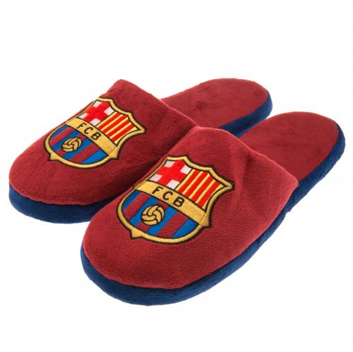 F.C. Barcelona Mules Mens Medium
