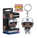 NFL Pocket POP! Marvel Vinyl Keychain Dez Bryant (Cowboys) 4 cm
