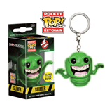 Ghostbusters Pocket POP! Vinyl Keychain Slimer Glow in the Dark 4 cm