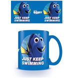 Finding Dory Mug Just Keep Swimming