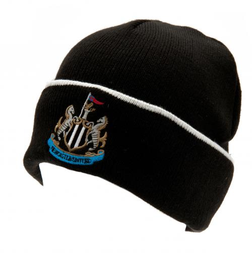 Newcastle United F.C. Knitted Hat TU