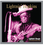 Vynil Lightnin' Hopkins - Lightnin's Boogie - Live At The Rising Sun Celebrity Jazz Club  (2 Lp)