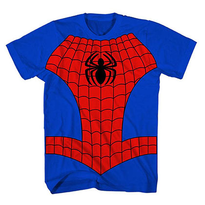 Spiderman Youth Costume Tee Shirt
