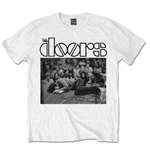 The Doors Men's Tee: Jim on Floor