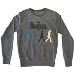 The Beatles Men's Sweatshirt: Walking