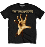 System Of A Down Men's Tee: Hand