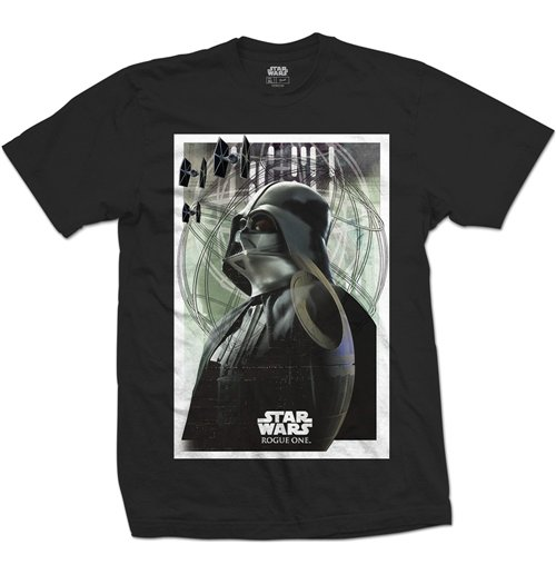 Star Wars Men's Tee: Rogue One Darth Prime Forces 01