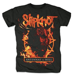 Slipknot Men's Tee: Antennas to Hell