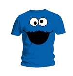 Sesame Street Men's Tee: Monster Face