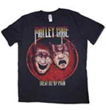 Motley Crue Men's Premium Tee: Theatre of Pain