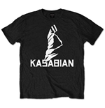 Kasabian Men's Tee: Ultra Face