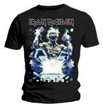 Iron Maiden Mens Tee: Speed of Light