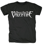 Bullet For My Valentine Men's Tee: Logo