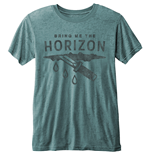 Bring Me The Horizon Men's Fashion Tee: Wound
