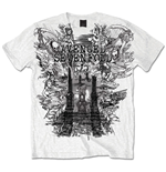 Avenged Sevenfold Men's Tee: Land of Cain
