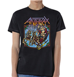 Anthrax Men's Tee: Christmas is Coming