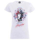 DC Comics Ladies Tee: Suicide Squad Daddy's Lil Monster