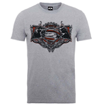 DC Comics Men's Tee: Batman v Superman Gothic Logo