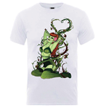 DC Comics Men's Tee: Batman Poison Ivy Bombshell