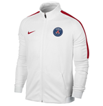 2016-2017 PSG Nike Revolution Strike Jacket (White)