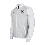 2016-2017 AS Roma Nike Authentic N98 Jacket (White)