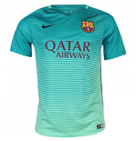 2016-2017 Barcelona Third Nike Football Shirt