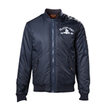 PlayStation - Blue Bomber Jacket with PlayStation Logo