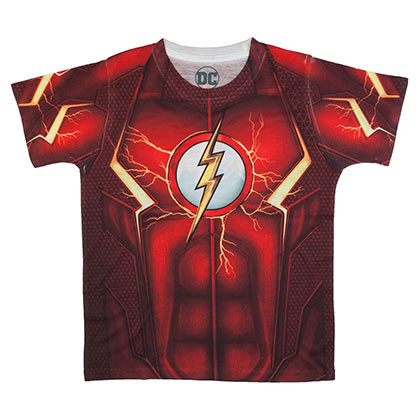 Flash Sublimated Youth Costume Tee Shirt