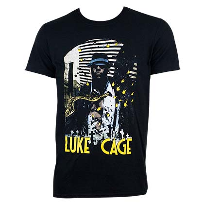 LUKE CAGE Indestructible Tee Shirt