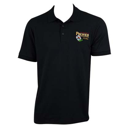 PACIFICO Jersey Knit Polo Shirt
