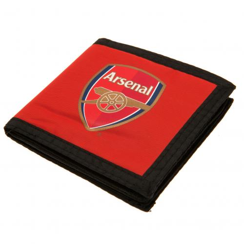 Arsenal F.C. Canvas Wallet