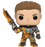 Gears of War POP! Games Vinyl Figure JD Fenix Slimed GITD 9 cm