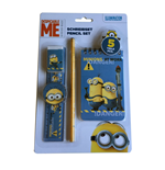 Despicable Me 2 5-Piece Stationery Set Minions At Work