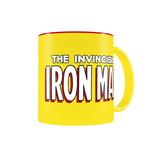 Marvel Comics Mug The Invincible Iron Man