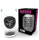 Ramones Glass - Seal
