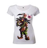 Zelda - Majora's Mask - Female T-shirt, Skull Kid