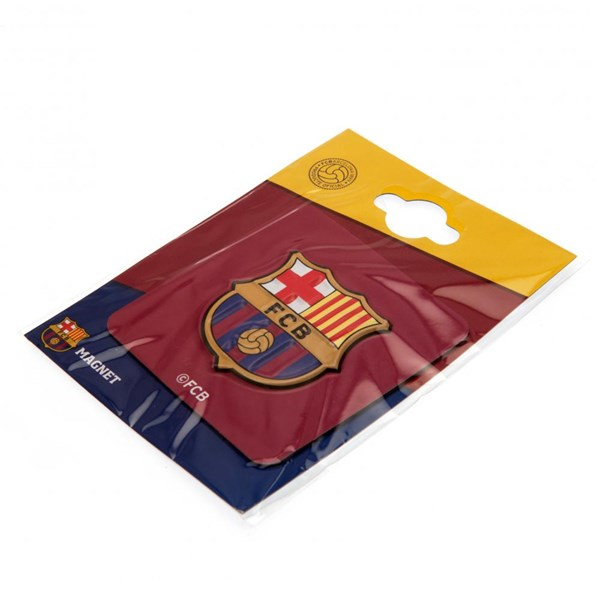 F.C. Barcelona Fridge Magnet SQ