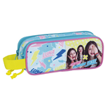 Soy Luna (Faces) pencil case double