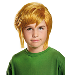 Legend of Zelda Kids Costume Accessories Link Wig