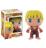 Street Fighter POP! Games Vinyl Figure Ken 9 cm