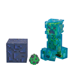 Minecraft Action Figure Charged Creeper 8 cm