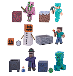Minecraft Action Figures 8 cm Assortment (9)